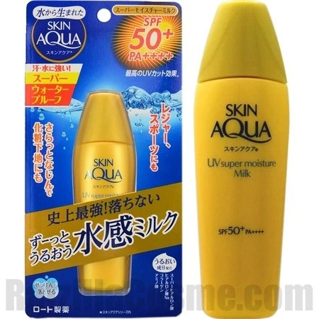 SKIN AQUA UV Super Moisture Milk