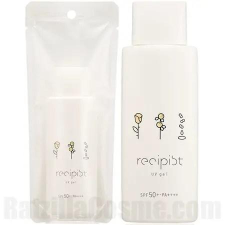 Shiseido Recipist UV Gel