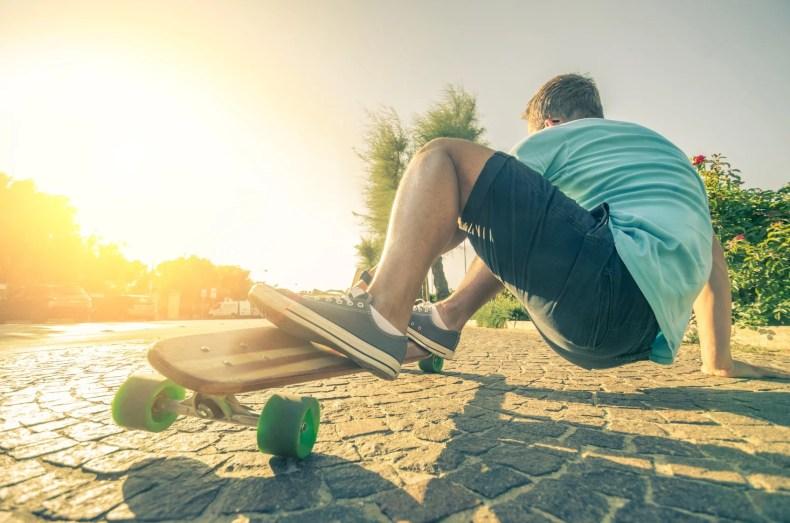 Progression in der Unfallversicherung zu verstehen, ist einfacher als Skate-Board fahren.