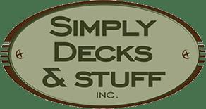 Simpy Decks and Stuff Logo