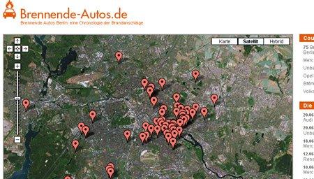 Brennende-Autos.de