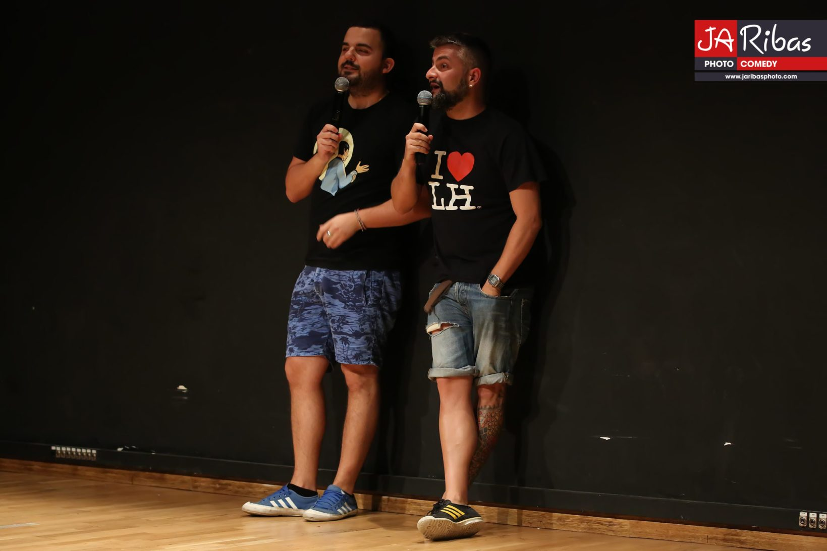 Fem L'Humor - Hospitalet - Raul Alcaraz cómico - monologuista - actor -Raúl Alberte FLH2