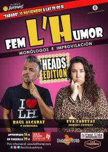 Fem L'Humor con Eva Cabezas @ Auditori Barradas