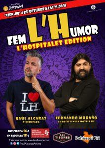 Fem L'Humor con Fernando Moraño @ Auditori Barradas
