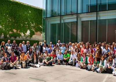 V Encuentro Buenas Prácticas PDI – CITA 2012