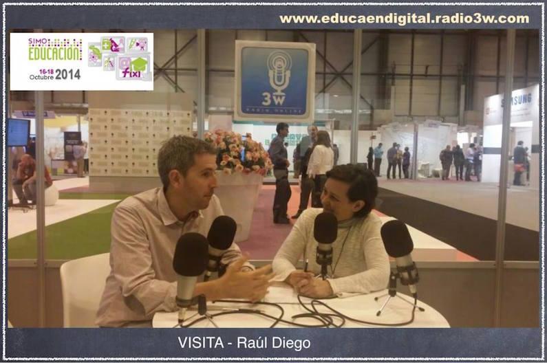 Entrevista en SIMO Educación 2014
