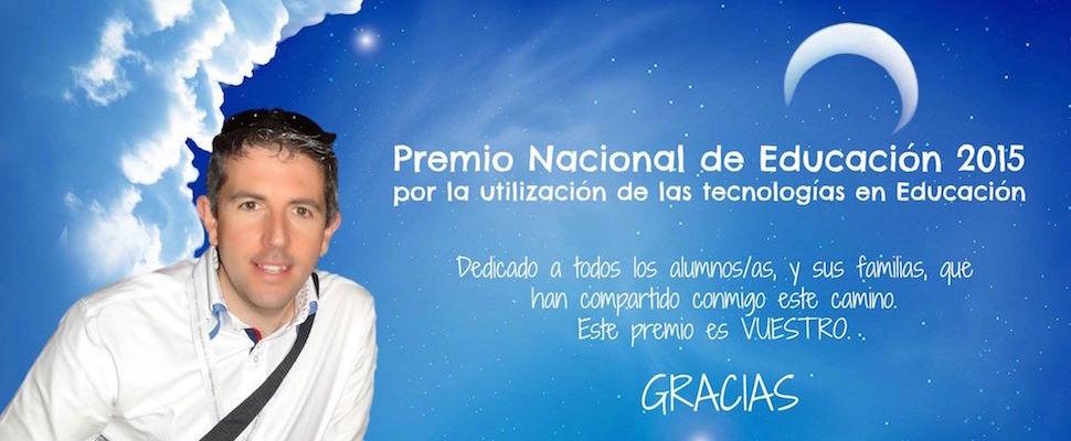 Premio Nacional de Educación 2015
