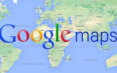 Ejemplos y propuestas didácticas con Google Maps