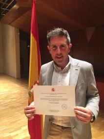 Entrega Premio Nacional 2016