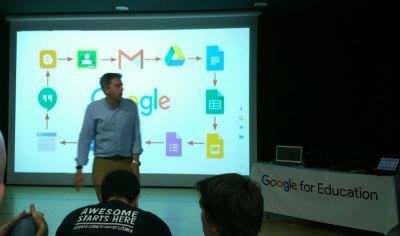 Encuentro Google Cantabria
