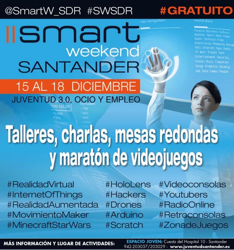 15 de Diciembre – Espacio Joven Santander