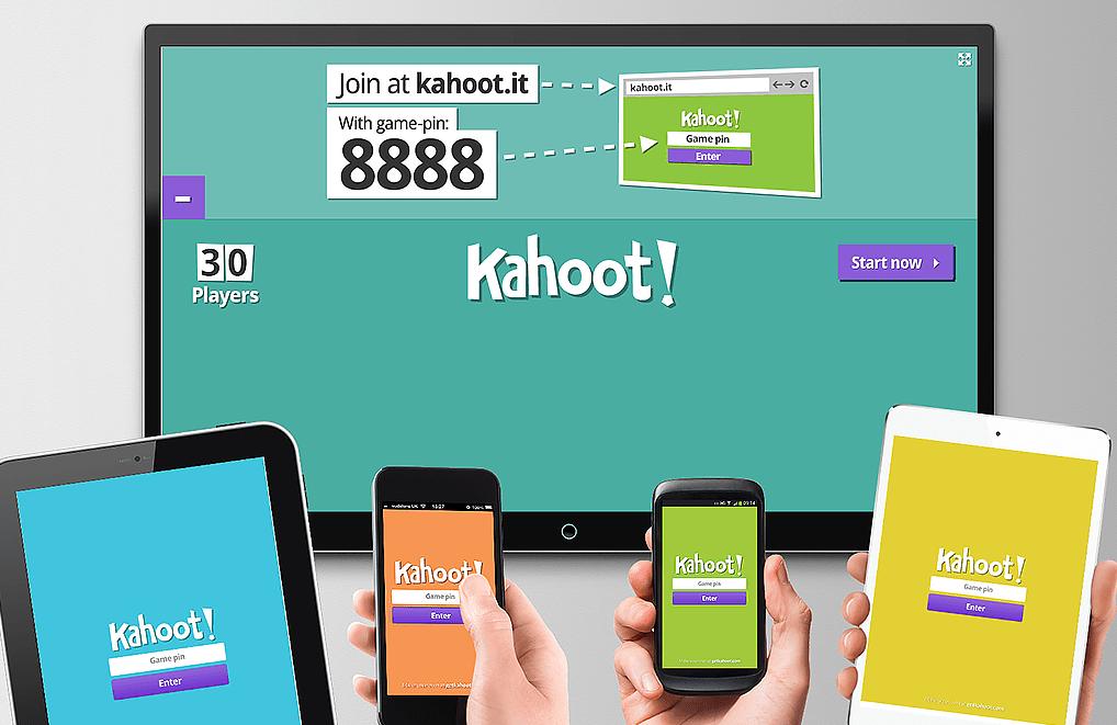 Crea cuestionarios gamificados con Kahoot