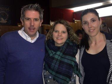 Profesores en Acción 2018 - Falta María :-(