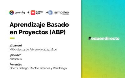 """Webinar """"Aprendizaje Basado en Proyectos (ABP)"""""""