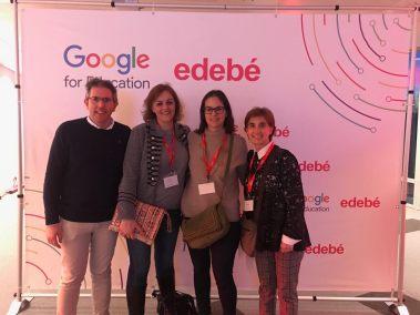 """""""Educación como pasión"""" Edebé-Google 2019"""