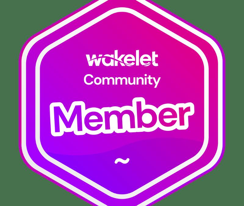 Community Member Wakelet