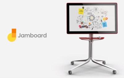 Jamboard como cuaderno personal de trabajo digital