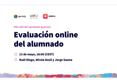 13 de Mayo – Genial.ly-Wiris-Additio