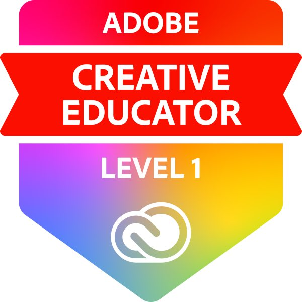 Adobe Creative Educator – Level 1