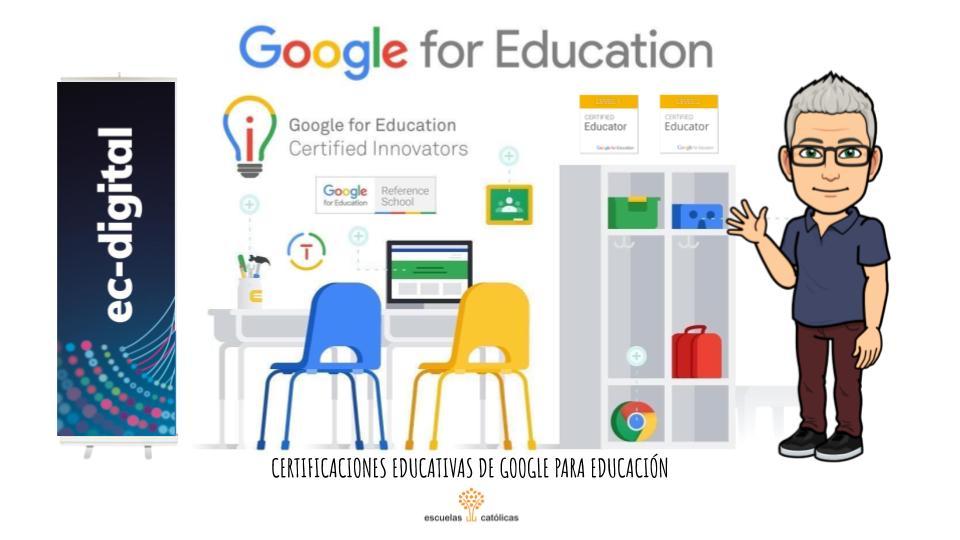Certificaciones de Google