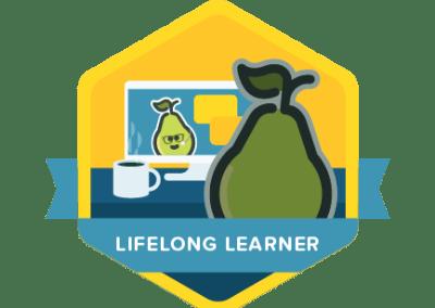 Lifelong Learner Pear Deck