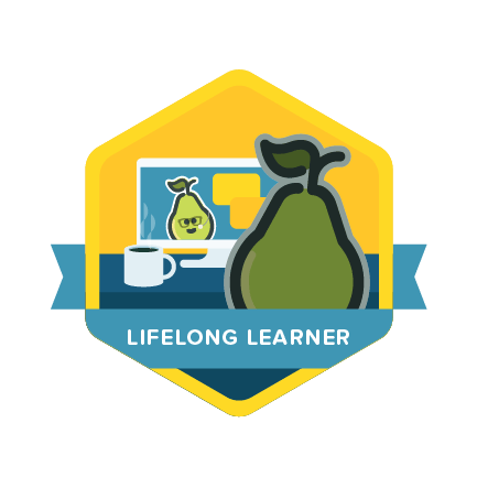 Lifelong Learner Pear Deck