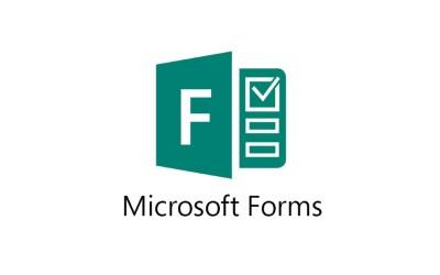 Cuestionarios con Microsoft Forms