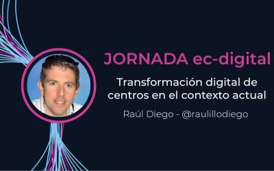Transformación digital del centros