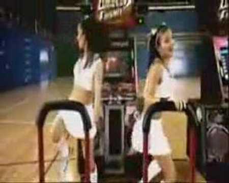 La maquina de bailar…
