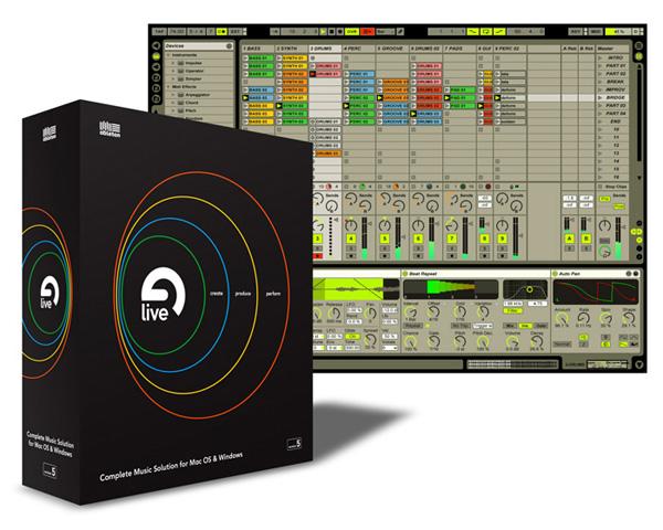 Ableton Live 5.0.3