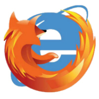 "Por qué en IE se ve ""bien"" y en Firefox se ve ""mal"""