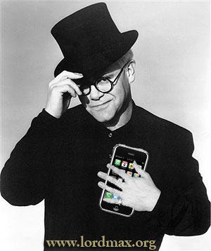 Elton, eres un cachondo!