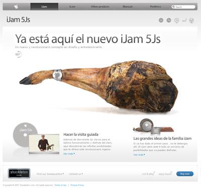 iJam – Un nuevo y revolucionario concepto de diseño y entretenimiento