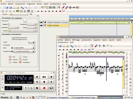 Sistema operativo Musix 0.31