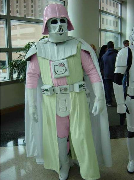 ¿Hello Vader… o Darth Kitty?