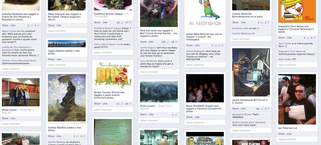 "Friendsheet: el ""pinterest"" the Facebook"