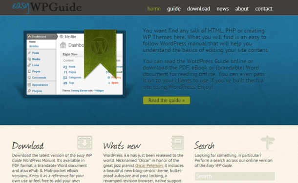 easy wordpress guide open source resources