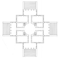 Villa Rotonda Plan | www.imgkid.com - The Image Kid Has It!