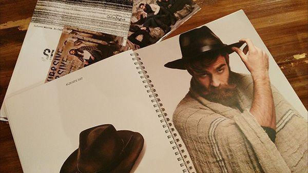 Catálogo de ropa masculina - fotografías por Raúl Mellado, fotógrafo de publicidad