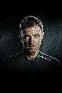Imagen del ciclista Ibon Zugasti para el patrocinio de Orbea