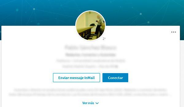 No cometas este error en tu foto de perfil para Linkedin: Se te debe ver bien la cara