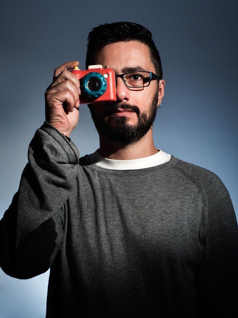 Raul Mellado Fotógrafo de Publicidad e Imagen Corporativa en Barcelona