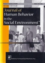 Journal of Human Behavior cover