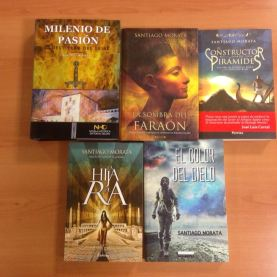 Libros de Santiago Morata