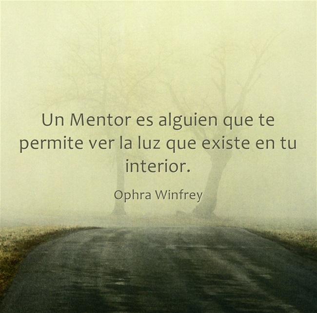un mentor es