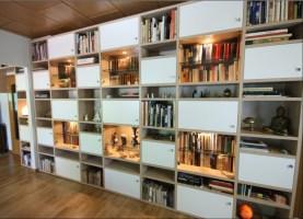 Bücherwand – Planung und Umsetzung   RAUMAX