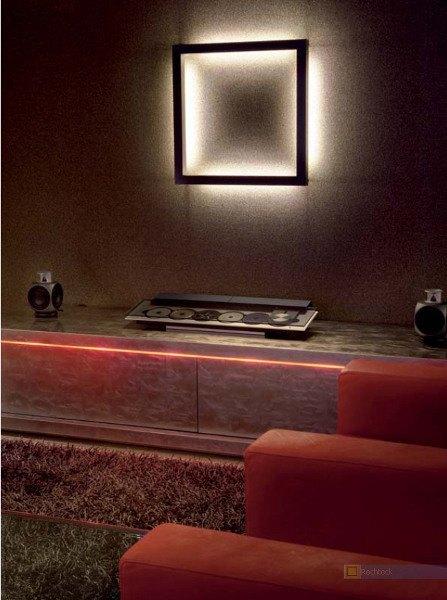 Lichtplanung vom Innenarchitekt  RAUMAX