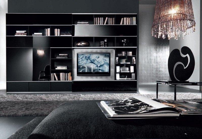 DesignerWohnzimmer mit Stil aus einer Hand  RAUMAX