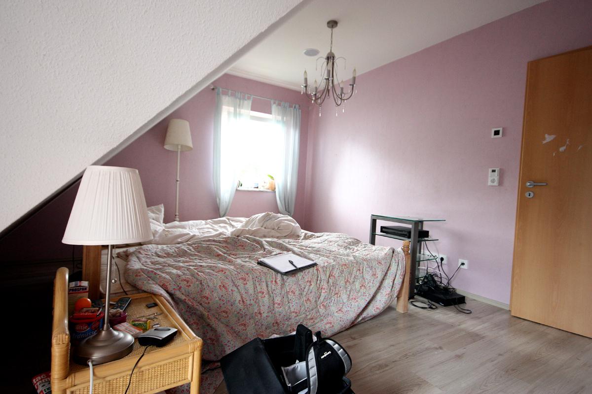 Wohnidee Schlafzimmer 7  RAUMAX