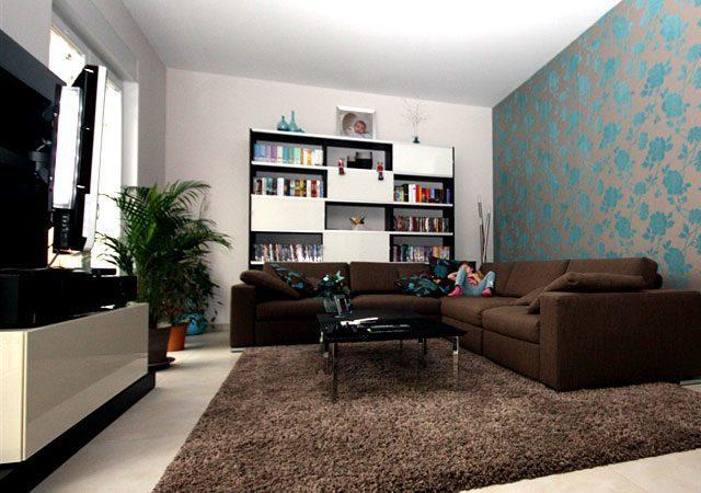 WohnzimmerEinrichtung aus einer Hand  RAUMAX
